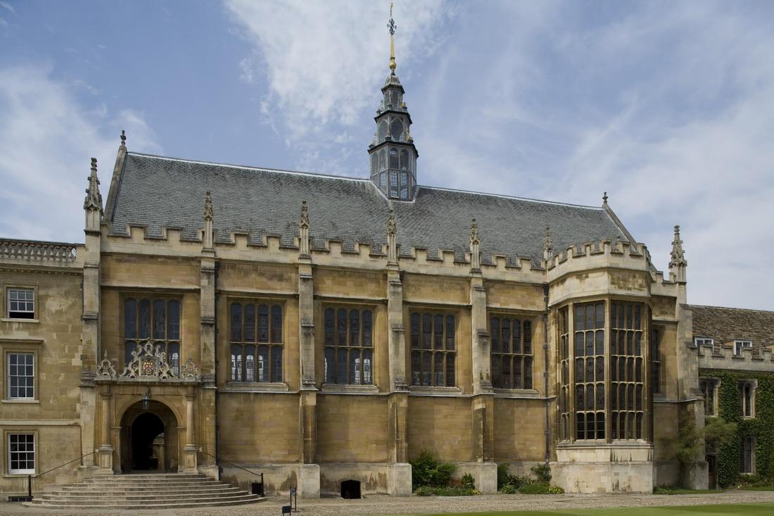 劍橋--三一學院