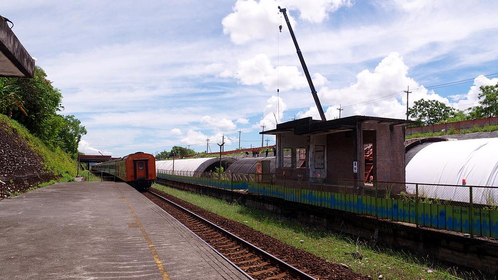 溪口車站 20130721