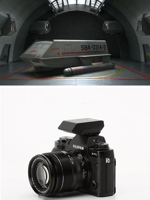 X-T1 背後的科技