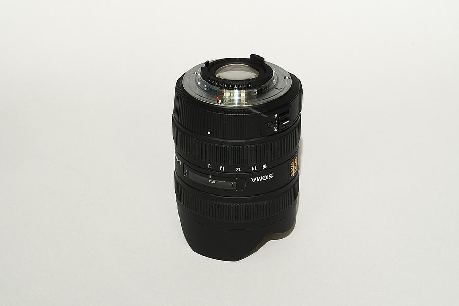 SIGMA 8-16mm F4.5-5.6 DC�J��
