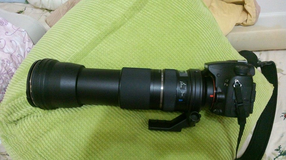 150-600mm fo-Sony