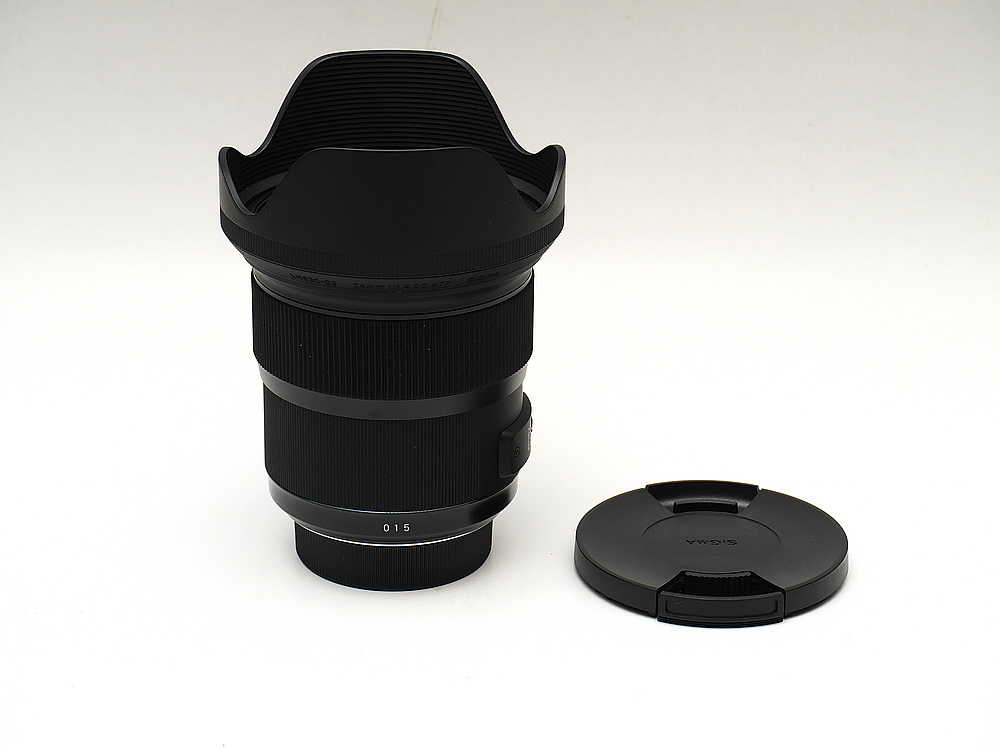 SIGMA 24mm F1.4 DG Art Unbox _003