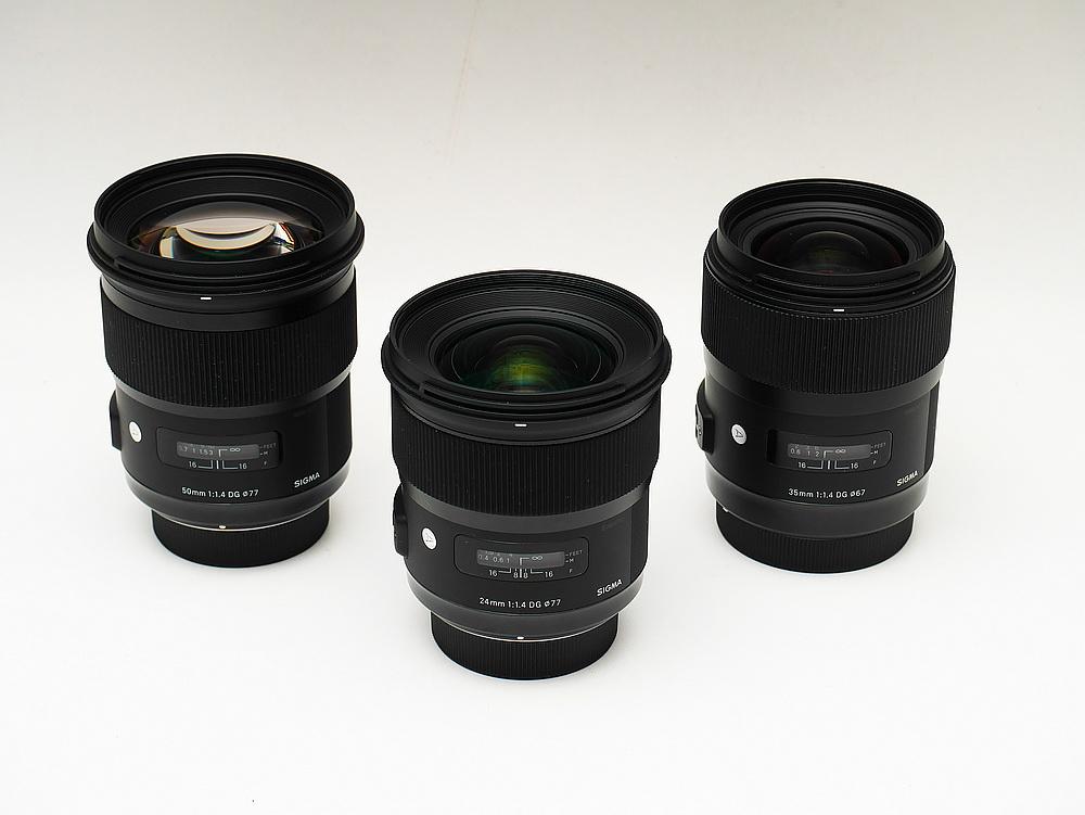 SIGMA 24mm F1.4 DG Art Unbox _005