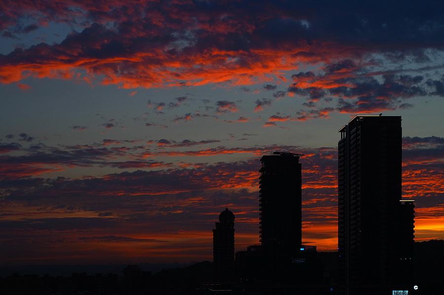 臺北黃昏 2015 07 27