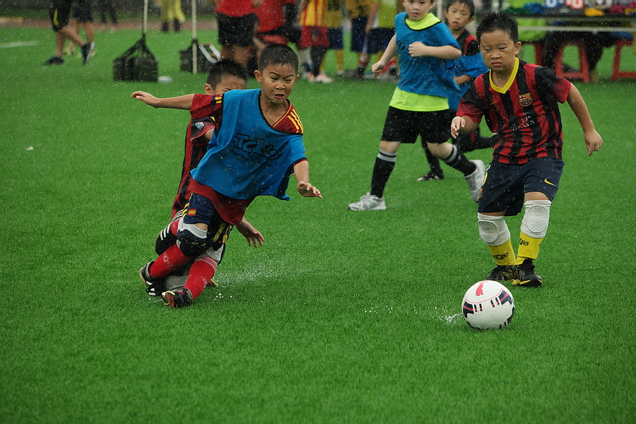 2015夏季足球賽