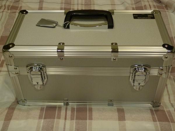 Zuiko 350mm F2.8 鋁箱(2)