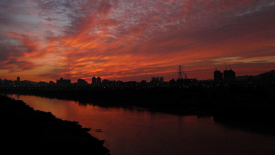 2016 06 19 城林橋晨景