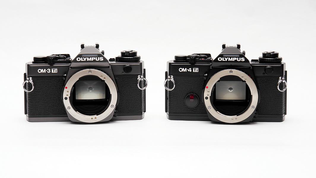 OM-3Ti versus OM-4Ti