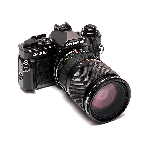 OM-3Ti with OM ZUIKO 35-80mm F2.8