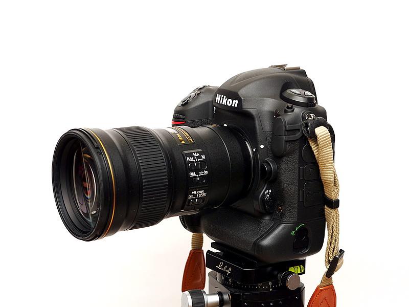 Nikon D5 with AF-S NIKKOR 300mm F4E PF