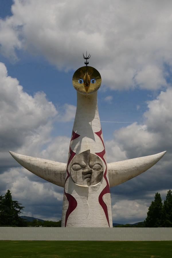 大阪自然文化園(萬博紀念公園)太陽之塔 2017 06 10