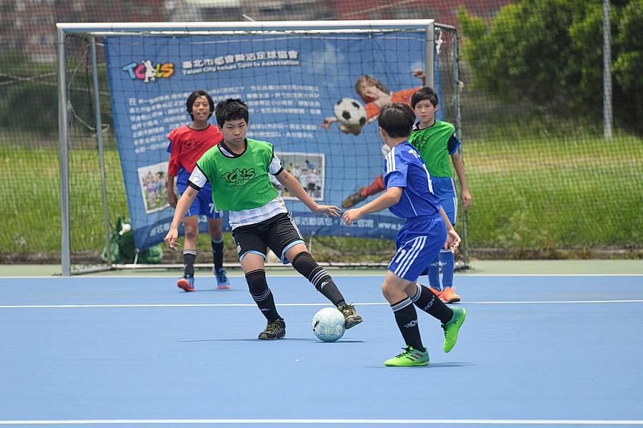 2017 06 25台北市樂活足球賽