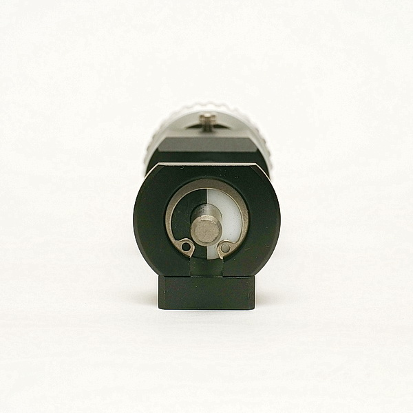 Mount of Dual Speed Knob for modify the focuser of PENTAX-75 EDHF