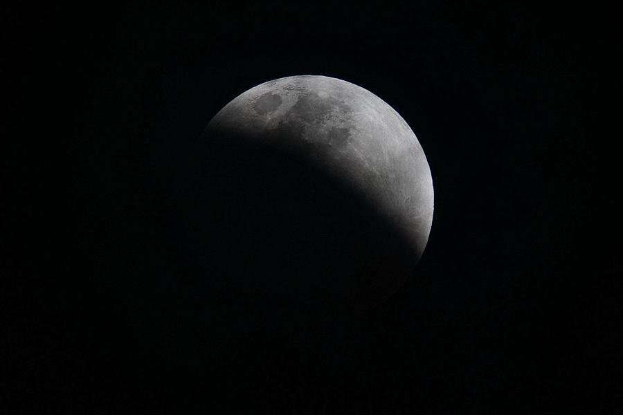 2018 01 31月全食 20:25 屏東縣枋山鄉內獅車站前