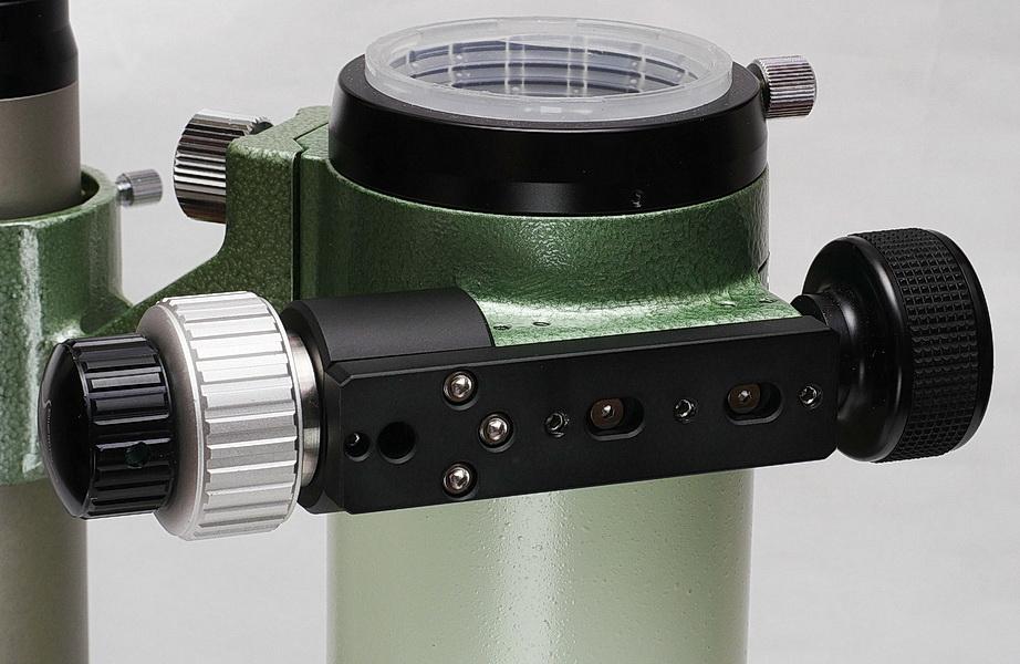 PENTAX-75 SDHF改造雙速對焦鈕組裝完成圖