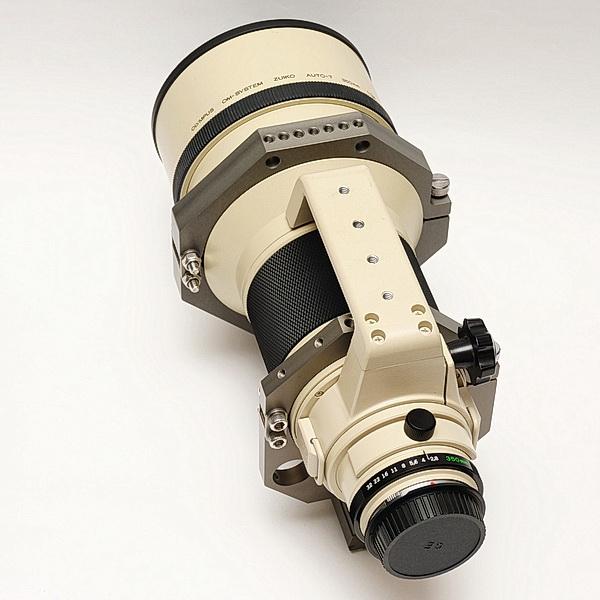 OLYMPUS OM ZUIKO AUTO-T 350mm F2.8 ED IF Ring clamp