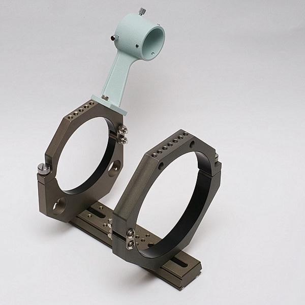 OM ZUIKO AUTO-T 350mm F2.8抱箍與鳩尾板安裝了高橋尋星鏡架