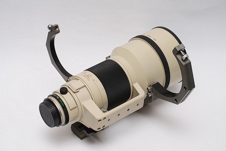 OM ZUIKO 350mm F2.8安裝於抱箍流程_03