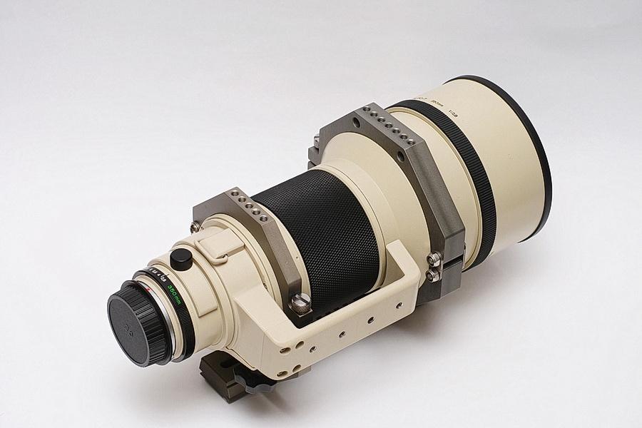OM ZUIKO 350mm F2.8安裝於抱箍流程_04