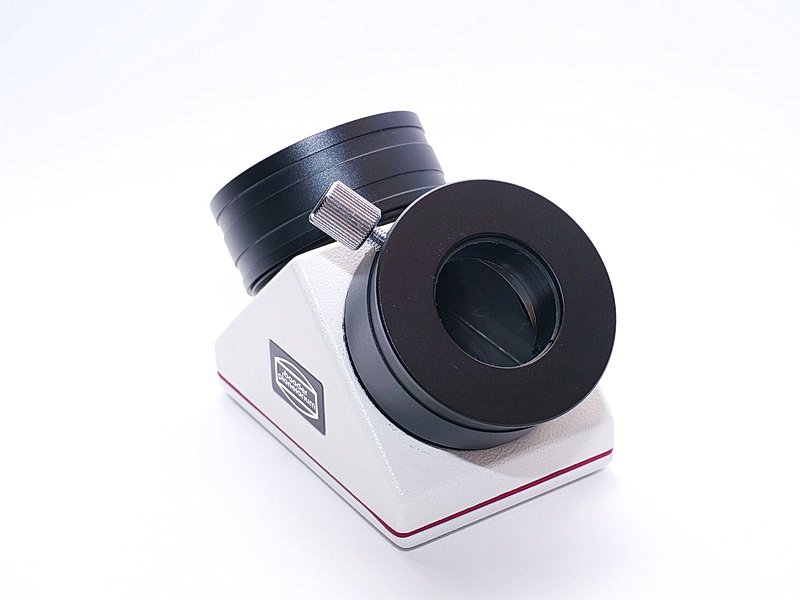"Short Optical Path 1.25"" eyepiece clamp with Baader 2"" Mirror Diagonal"