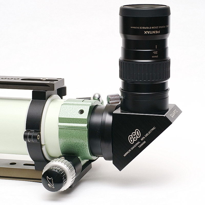 "2"" Diagonal solution for PENTAX 75 (GSO)"