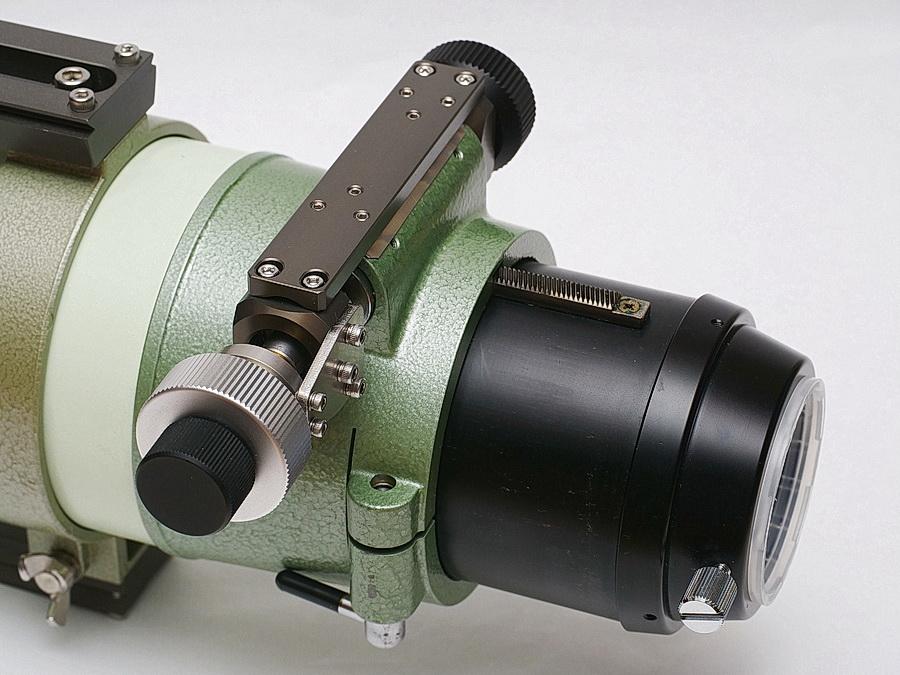 PENTAX 105SDHF改裝Takahashi MEF-3