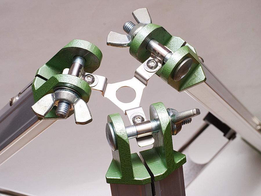PENTAX MS-3/3N三腳架改造,增加中心支撐架