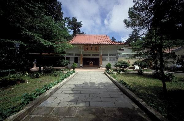 阿里山慈雲寺